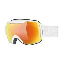 우벡스 1920 다운힐 2000 컬러비전 렌즈UVEX downhill 2000 CV ASIAN FIT white mat mirror orange colorvision green S2