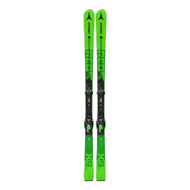 2021 ATOMIC REDSTER X9 S AFI GREEN 181 + X14 GW BLACK/GREEN (2021 아토믹 레드스터 스키)
